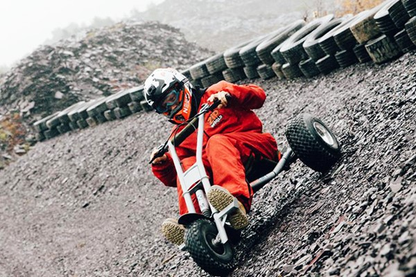 Click to view product details and reviews for Quarry Karts And Velocity For Two Midweek.